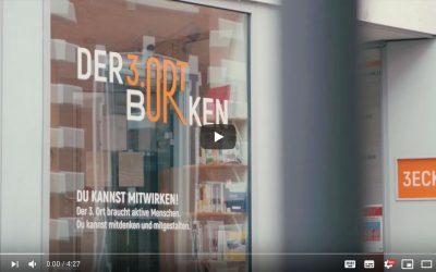 Die Borkener Kulturachse als Motor für den 3. Ort in Borken