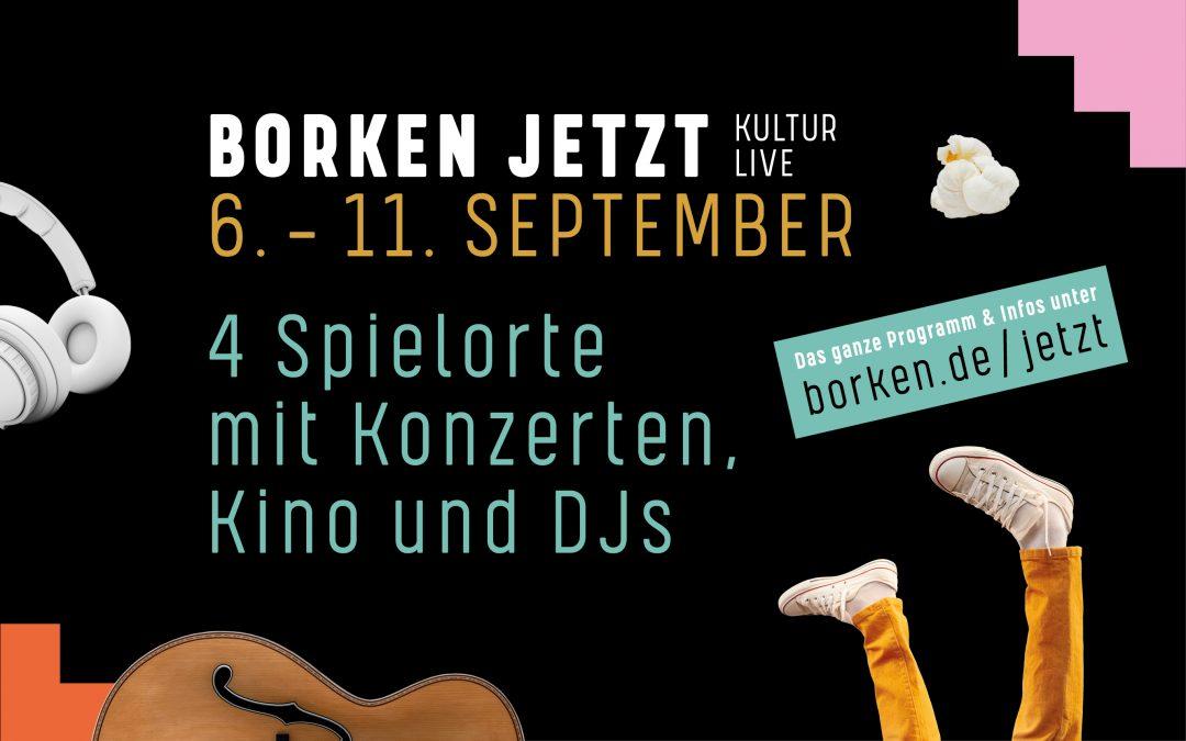 Das 3ECK in der Kulturwoche Borken Jetzt!